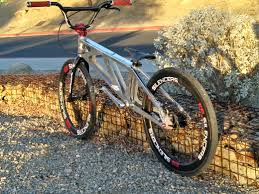 bike of the day jayhawk custom bmx racing build