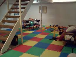 Things To Remember When You Are Planning The Basement Flooring - Wet basement floor ideas