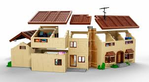 Lego Full House Shut Up And Take My Money Lego Simpsons Set