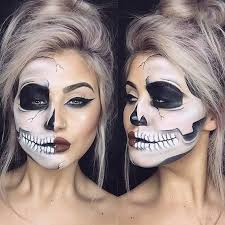if you re looking for something a little diffe this year why not check out these 23 cool skeleton makeup ideas to try for