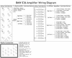 bmw radio wiring diagram e bmw wiring diagrams