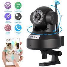 KKmoon HD 720 P Drahtlose Wifi Ip kamera H.264 P2P P/T IR Cut Nachtsicht  Überwachungskamera Netzwerk IP Webcam Unterstützung 32 GB TF auto|camera  network|wireless wifi ip camerawifi ip camera - AliExpress