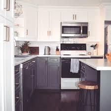 Kitchen Renovation Kitchen Renovation Top Cabinet Colour Pure White Bottom