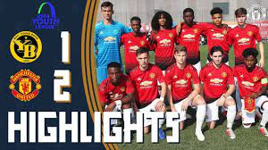 The Academy | UEFA Youth League Highlights | Manchester United 2-1 BSC Young  Boys - YouTube