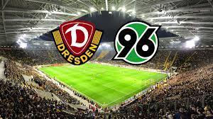 Die partien am samstag und sonntag. Sg Dynamo Dresden Vs Hannover 96 Rudolf Harbig Stadion