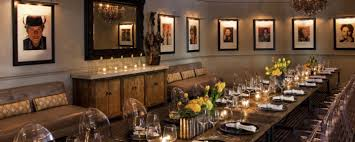 Nyc Private Dining Rooms Best Revelr Blog