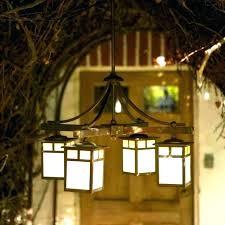 gazebo solar chandelier outdoor