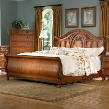 oak headboard king southernheritagesleighbed wood size sale and footboard . oak  headboard king ...