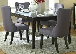 dining room chair best tables modern fabric chairs blue leather white kitchen material to reupholster