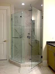frameless neo angle shower doors frameless neo angle shower doors home depot