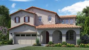 CalAtlantic Homes Residence Two - Spanish of the Zinfandel at Glen Loma  Ranch community in Gilroy