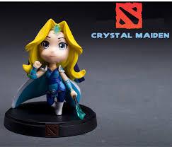 dota 2 all stars game 3d cute crystal maiden cm handmade game