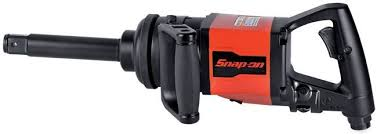 snap on impact drill. 1\u201d heavy duty impact wrench - long anvil snap on drill