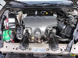 2003 Chevrolet Impala Standard Impala Model 3.8 Liter OHV 12 Valve ...