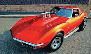 1969 Chevrolet Corvette - Don't Judge a Book by Its Covers ...