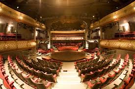 Young Vic Seating Chart London Tour Shows Events Weston Playhouse
