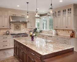 ... Surprising Idea Granite Kitchen Countertops 4 Typhoon Bordeaux Island  Ideas ...