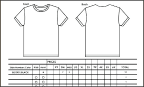 Sample Of Order Form Template Blank Templates Word Excel Document ...