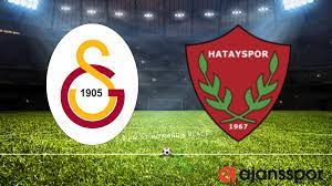 Hatayspor - Galatasaray Maçı Canlı İzle (ŞİFRESİZ YAYIN) - Ajansspor.com
