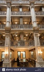Interior Designers In Baltimore Md George Peabody Library Baltimore Md Stock Photo 104731398