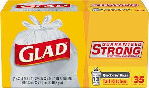 Trash Bag Selector Glad