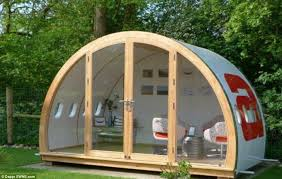 these stylish mile high clubhouses can be used as quirky garden rooms a pimped