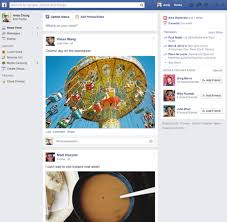 facebook page layout 2014. Unique Page New Facebook Layout Intended Page 2014