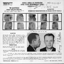 Fbimostwanted Us Wanted Posters Related Collectibles