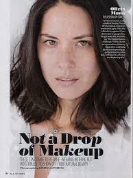 how to look good without makeup via beauty and the budget how to olivia munn makeup and beauty