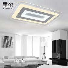lighting for living rooms. Recessed Ceiling Lights Living Room Stock Ultra Thin Atmospheric Rectangular Light Lighting For Rooms