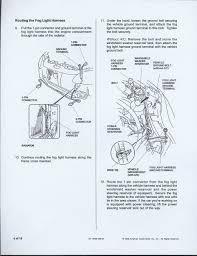 diy for oem 99 00 civic fog light instal sheets hondacivicforum com Ford Fog Light Wiring Harness at Fog Light Wiring Harness Install