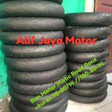 Karena bisa dipasangi ban tubeles. Ban Motor Matic Road Race Ukuran 90 80 100 80 Ring 14 Shopee Indonesia