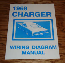 dodge charger 1969 9 reprint 1969 dodge charger wiring diagram