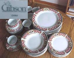 Gibson, Windsor China Replacements