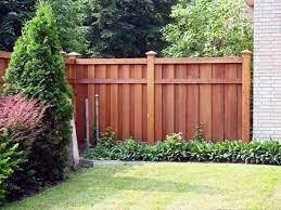 backyard fences privacy fence designs
