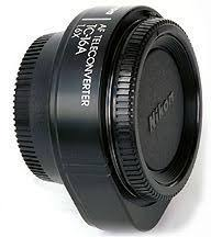 Nikon Tc 16a Af Teleconverter