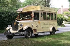 vintage style wedding bus unique wedding bus hire in portsmouth Wedding Hire London Bus vintage wedding bus hire in southsea wedding hire london bus