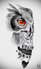 эскизы тату сова для девушек 13 тыс изображений найдено в яндекс