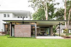 Art Deco House Renovation With Openplan Extension Idea Home - Exterior house renovation