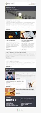 Free Newsletter Layouts 25 Best Mailchimp Newsletter Templates From Around The Web