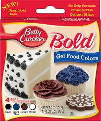 Betty Crocker Gel Food Color Blending Chart Coloring Book Betty Crocker Gelood Color Glutenree