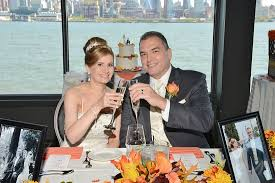 Our Wedding At Chart House Weehawken Nj Picture Of Chart