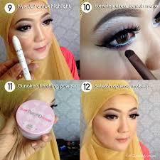 top tutorial make up untuk pesta malam hari terbaru