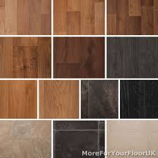 details about quality vinyl flooring roll wood or tile effect kitchen bathroom lino 2m