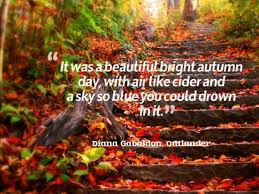 Beautiful Autumn Day Quotes
