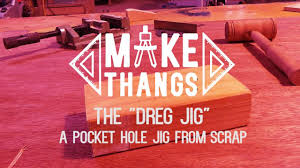 the dreg jig a diy pocket hole jig from s