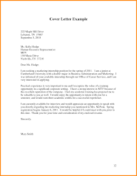 Cover Letter Professional Free Cover Letter Examples For Every