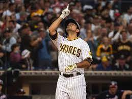 Padres reliever Daniel Camarena hits ...
