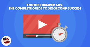 Youtube Bumper Ads The Complete Guide To Six Second Success
