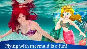 mermaid io mermaid dress up make up games free screenshot on ios